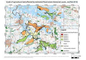 Agricultural Land Classification