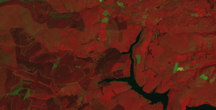 Sentinel-2 L1C from 2018-06-29